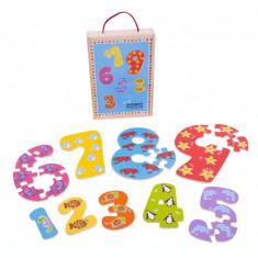 Puzzle-ul cifrelor - 1-9