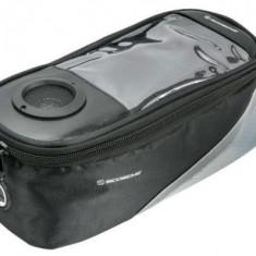 Suport telefon cu boxa integrata Scosche RoadRocker XL (Negru)