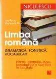 Limba Română, Gramatică. Fonetică, Vocabular, Ion Popa, Marinela Popa, Niculescu
