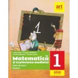 Matematica si explorarea mediului   Tudor Pitila, Cleopatra Mihailescu, Crinela Grigorescu, Camelia Coman