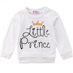 Bluza baieti Little Prince, 2-3 ani