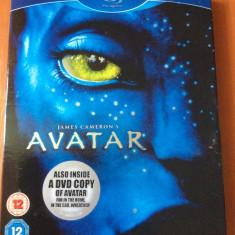 AVATAR   2009 FILM BLU RAY DISC, BLU RAY 3D, Engleza