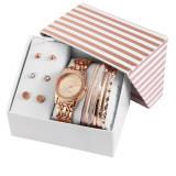 Set cadou dama de ceas cu bratara si cercei Excellanc EX0039R