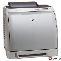 Imprimanta laser HP Color Laserjet 2600n (retea) Q6455A fara cartuse