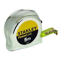 STANLEY Ruleta MICRO POWERLOCK 5 m