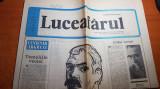 luceafarul 24 mai 1980-articol foarte mare si foto despre tudor arghezi