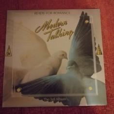 Modern Talking  Ready For Romance The 3rd Album Gong 1986 Hungary vinil vinyl