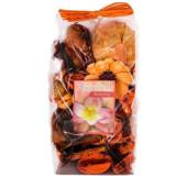 Flori si fructe uscate parfumate, portocale, 180 g