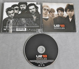 U2 - 18 Singles CD (Alternative Case)