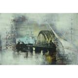 Koln- pictura in ulei OP-8, Peisaje, Realism