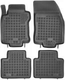 Covorase presuri cauciuc Premium stil tavita Nissan X-Trail II T32 2013-2020, Rezaw Plast