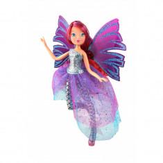 Papusa Winx Sirenix Magic Bloom, 3 ani+