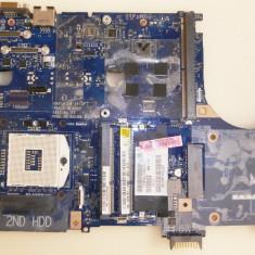Placa de baza defecta Dell Precision M6700 0P7V6Y (porneste dar nu afiseaza)