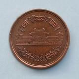 JAPONIA  -  10 Yen  1998