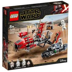 LEGO Star Wars - Urmarirea cu speederul Pasaana 75250