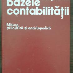 BAZELE CONTABILITATII - Gheorghe Enache