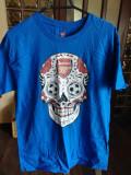 Tricou Arsenal M L Hanes, Albastru, De club