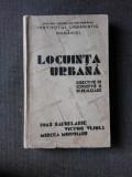 LOCUINTA URBANA, DIRECTIVE SI CONCEPTE IN REALIZARE - IOAN SACHELARIE