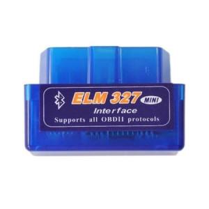 Interfata OBD II diagnoza auto pe telefon, conexiune bluetooth ELM327, HOPE R