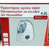 Umidificator electric cu abur rece 4,2 litri