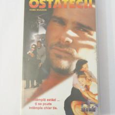 Caseta video VHS originala film tradus Ro - Ostatecii