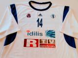 Tricou basket de colectie-CSU ASESOFT Ploiesti-jucatorul Vladimir TICA(`12-`14)