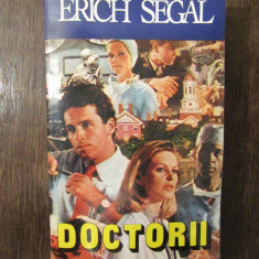 DOCTORII -ERICH  SEGAL