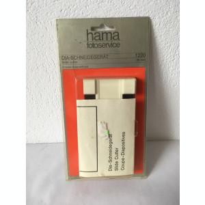 Aparat taiat diapozitive Hama Fotoservice Dia-Schneidegerat 1220 35 mm, Germany