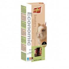 Batonaş Vitapol Smakers Economic pentru iepure - 2 buc