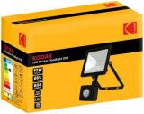 Proiector LED cu Senzor de miscare Floodlight Kodak, 10W (100W)