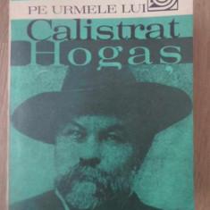 PE URMELE LUI CALISTRAT HOGAS - VALENTIN CIUCA
