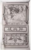 Cumpara ieftin Usa Soba Monobloc Struguri Nichelata / H[mm]: 475; B[mm]: 295