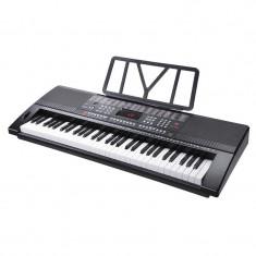 Orga electronica YM-863, 61 clape pline, USB, 5 octave, MP3, RCA