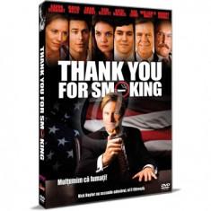 Multumim ca fumati! (Thank You for Smoking) (DVD)