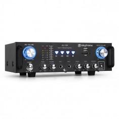 Skytronic 103.208 AV-100amplificator HiFi karaoke SD USB MP3