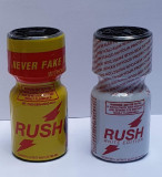 Cumpara ieftin RUSH + RUSH WHITE Poppers 2x10ml, aroma camera, NR. 1 IN INTREAGA LUME!!! la SUPER PRET!!! popers