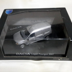 Dacia Logan Fourgon 2007 - 1/43