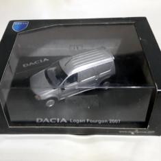 Dacia Logan Fourgon 2007 - 1/43