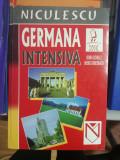 GERMANA INTENSIVA, Dora Schulz, Heinz Griesbach, editura Niculescu