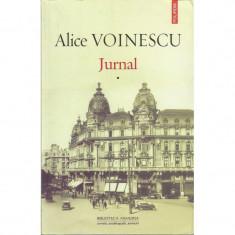 Jurnal (vol 1 + 2) - Alice Voinescu, Polirom