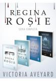 Pachet complet Regina Rosie. Set 4 carti, nemira