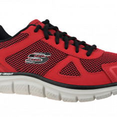 Incaltaminte pentru antrenament Skechers Track-Bucolo 52630-RDBK pentru Barbati