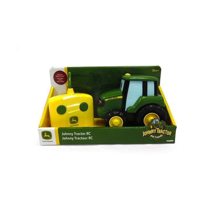 Jucarie John Deere Remote Controlled Johnny Tractor