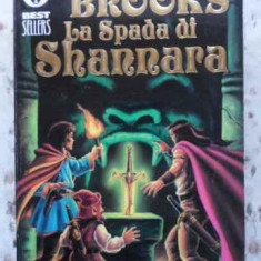 LA SPADA DI SHANNARA - TERRY BROOKS