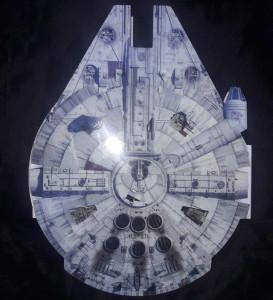 34 Figurine stikeez STAR WARS de la Mega Image in cutie sau 3 lei bucata