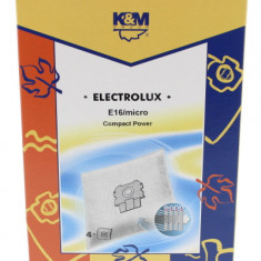 Sac aspirator Electrolux Compact Power sintetic 4X saci KM