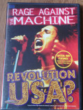 DVD Rage Against the Machine - Revolution USA ?