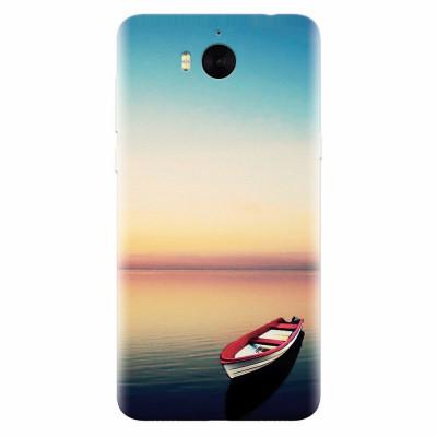 Husa silicon pentru Huawei Y5 2017, Abstract 105 foto