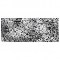 Fundal acvariu 3D 60 x 30 cm – GRI FIN