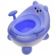 Olita bebelusi, capac confortabil, albastru - U3312B